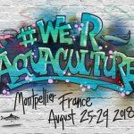 Aqua 2018_Montpellier