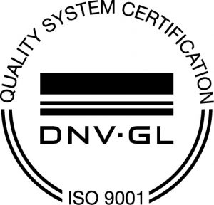 Certification ISO 9001:2015 - Quality Management