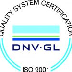 Certification ISO 9001:2015 - Quality Managment